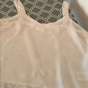 Worthington Silk Cami - Size 8